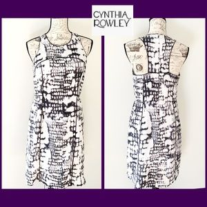 Cynthia Rowley Halter Midi Dress